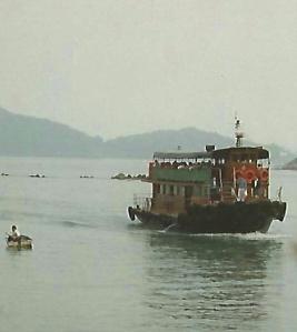 Kaido to Peng Chau