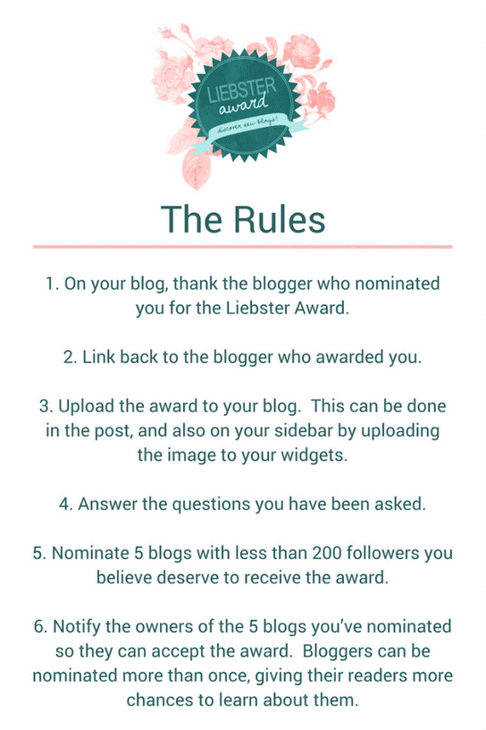 The-Liebster-Award-rules