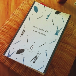 Book Cover - Howards End, E.M.Forster