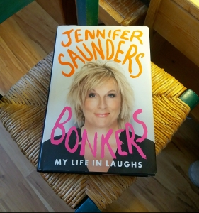 Book Cover of Bonkers by Jennifer Saunders