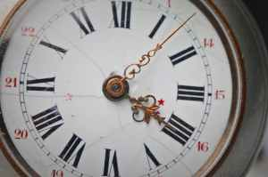 close up photo of clock