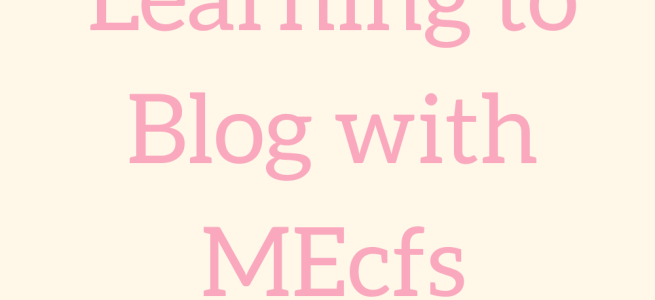 Learning to Blog with MEcfs