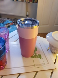 Pink Flask from Tesco