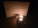 Candlelit vigil #reclaimthesestreets